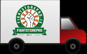 FightstorePro Ireland Delivery Van