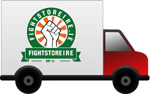 Fightstore Ireland Delivery Van