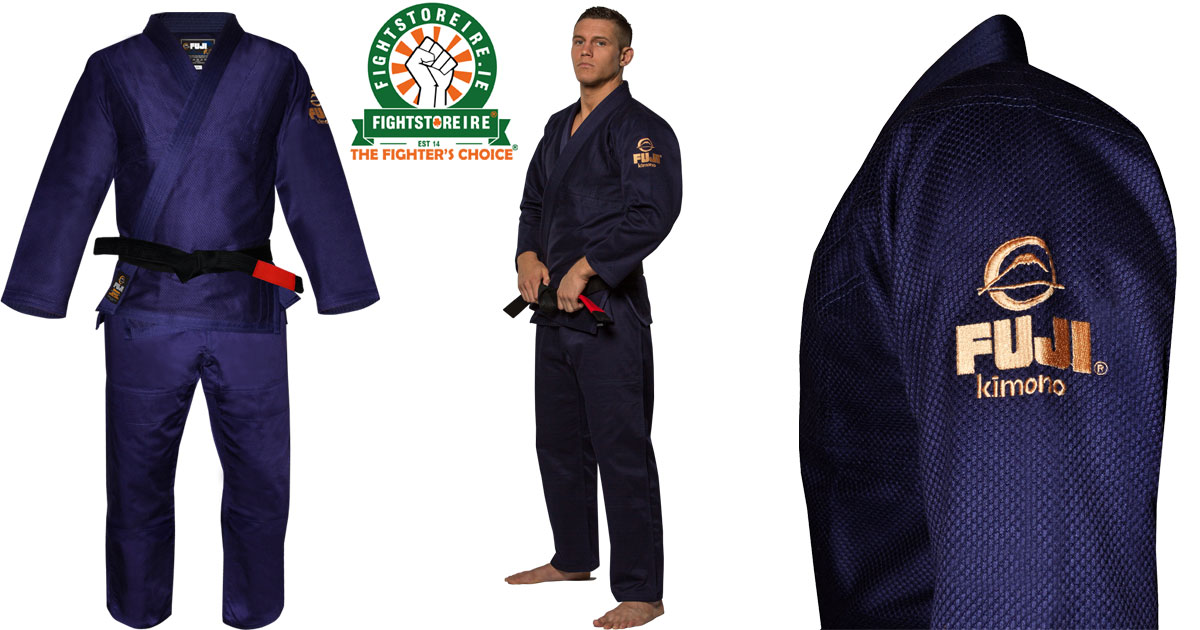 Fuji All Around BJJ Gi - Navy | Fight Store IRELAND - The Fighter's Choice!