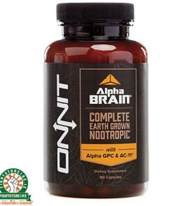 Onnit ALPHA BRAIN (90 CT)