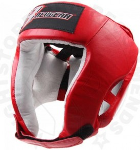 Revgear Amateur Open Face Headguard - Red