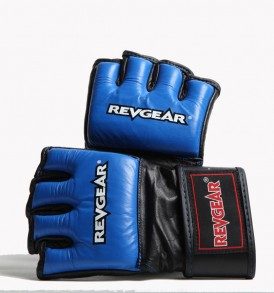 Revgear Challenger Competition MMA Gloves - Blue