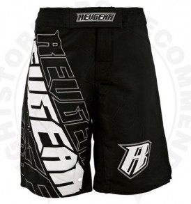Revgear Kids MMA Shorts - Black / Grey