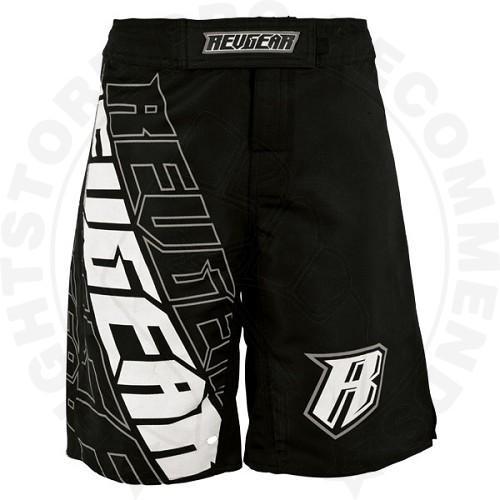 Revgear Kids MMA Shorts - Black / Grey