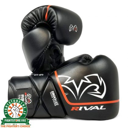 Rival RS1 Pro Sparring Gloves - Black 2.0