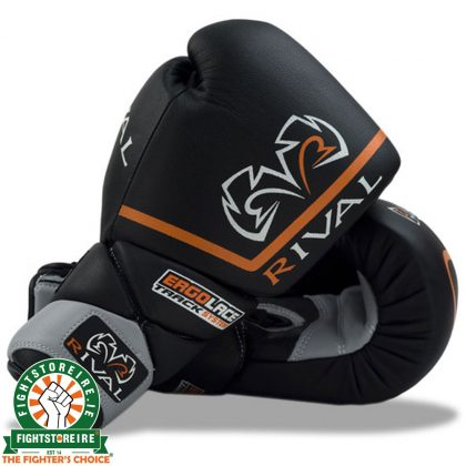Rival RS1 Pro Sparring Gloves - Black | Fight Store IRELAND