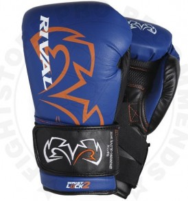 Rival RS11V Evolution Sparring Gloves Blue
