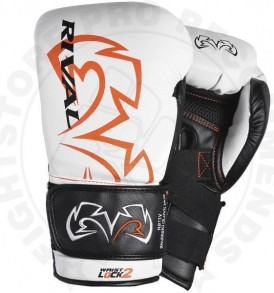 Rival RS11V Evolution Sparring Gloves White