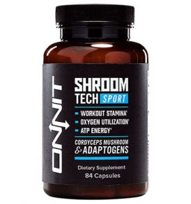 Shroom TECH Sport (84ct)