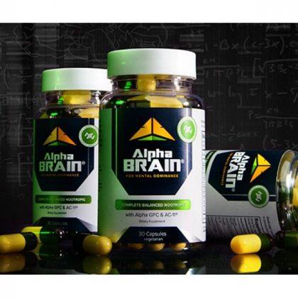 Alpha Brain (30 CT) - Bottles