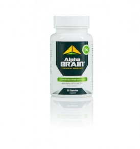 ALPHA BRAIN (90 CT)