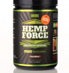Hemp FORCE ChocoMaca (400gm Tub)