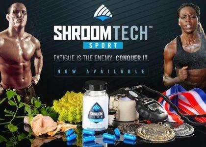 Onnit Shroom TECH Sport 90ct Ad