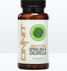 Onnit Spirulina and Chlorella