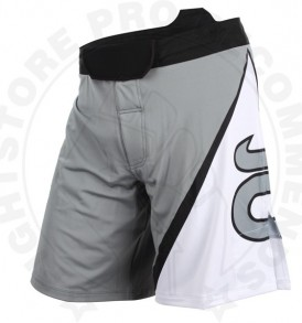 Tenacity Resurgence Fight Shorts (Silverlake/Black)