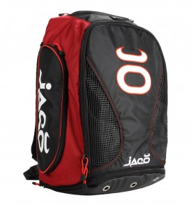 Tenacity Vented Convertible Equipment Bag 2.0 (BlackWarm Red)