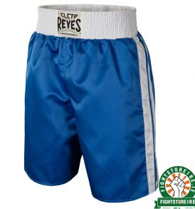 Cleto Reyes Boxing Shorts - Blue