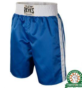 Cleto Reyes Boxing Shorts - Blue