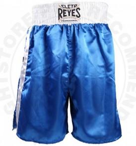 Cleto Reyes Boxing Shorts-Blue