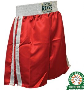 Cleto Reyes Boxing Shorts - Red
