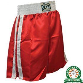 Cleto Reyes Boxing Shorts - Red