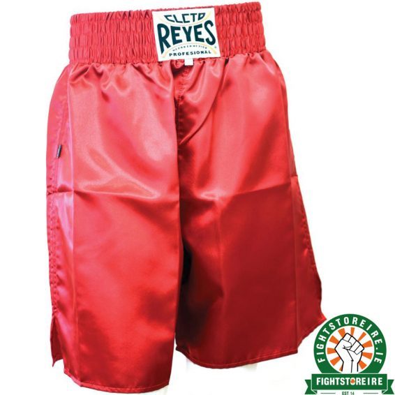 Cleto Reyes Boxing Shorts - Red Special