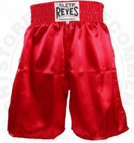 Cleto Reyes Boxing Shorts-Red Special