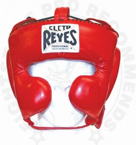 Cleto Reyes Headguard Red
