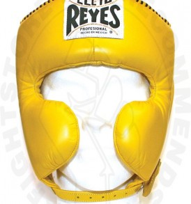 Cleto Reyes Headguard Yellow