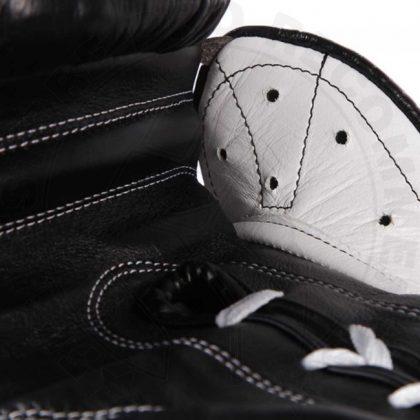 Cleto Reyes Lace Up Sparring Gloves - Black