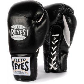 Cleto Reyes Official Boxing Gloves - Black