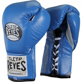 Cleto Reyes Official Boxing Gloves - Blue