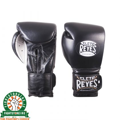 Cleto Reyes Velcro Sparring Gloves 12oz Black