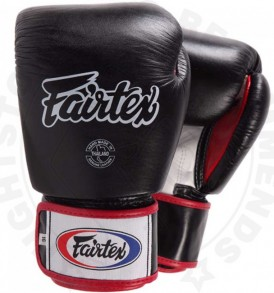 Fairtex BGV1 Boxing Gloves Black