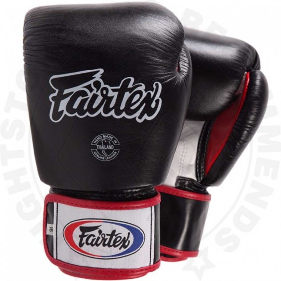 Fairtex BGV1 Boxing Gloves Black