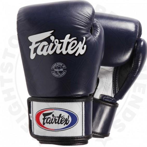 Fairtex BGV1 Boxing Gloves Blue