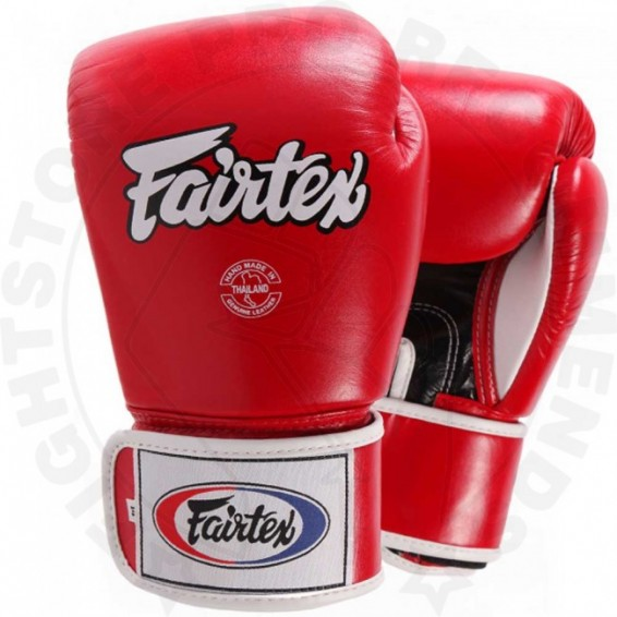 Fairtex BGV1 Boxing Gloves Red