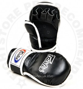 Fairtex FGV15 MMA Sparring Gloves - Black