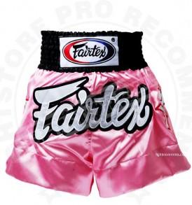Fairtex Pink Thai Shorts