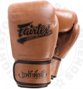 Fairtex Retro Boxing Gloves