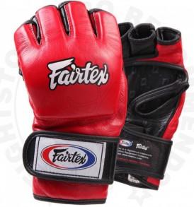 Fairtex Ultimate MMA Gloves FGV12 - Red