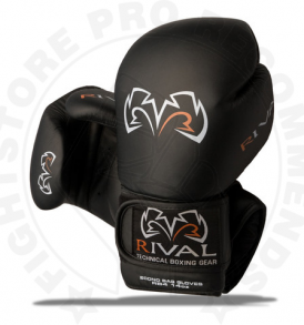 Rival RB4-Econo Bag Gloves - Black