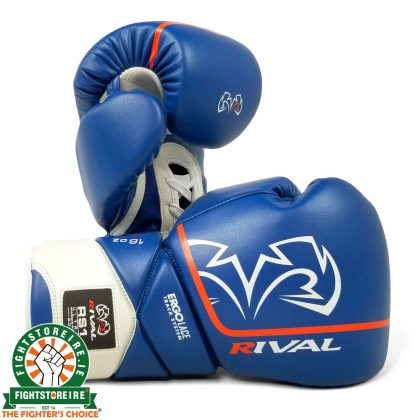 Rival RS1 Pro Sparring Gloves - Blue 2.0