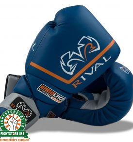 Rival RS1 Pro Sparring Gloves - Blue | Fight Store IRELAND