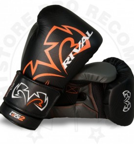 Rival RS11V Evolution Sparring Gloves Black