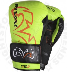 Rival RS11V Evolution Sparring Gloves Green
