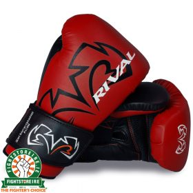 Rival RS11V Evolution Sparring Gloves Red | Fight Store IRELAND