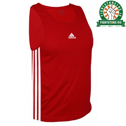 Adidas Base Punch Vest Red