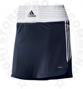 Adidas Box Skort Female - NavyWhite