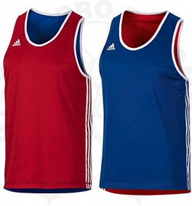 Adidas RevPunch Vest - Blue/Red